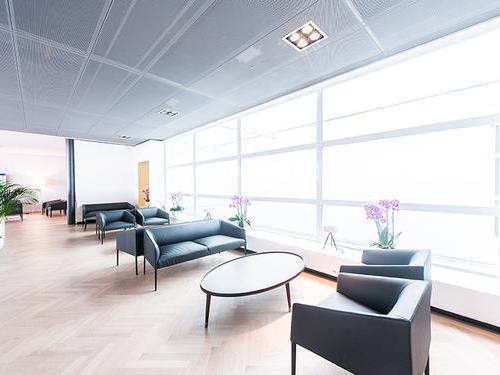 Aspire Lounge, Zurich