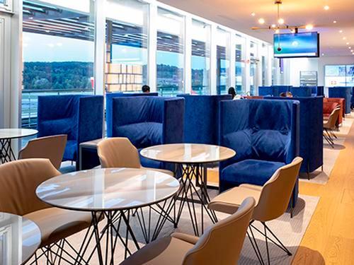 Primeclass Lounge, Zurich, Switzerland