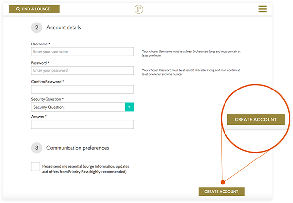 how to create online cra account