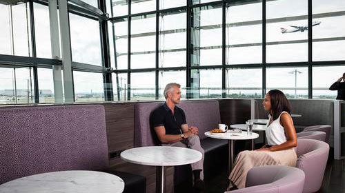 Aspire the lounge and spa at lhr t5 for Salon priority pass
