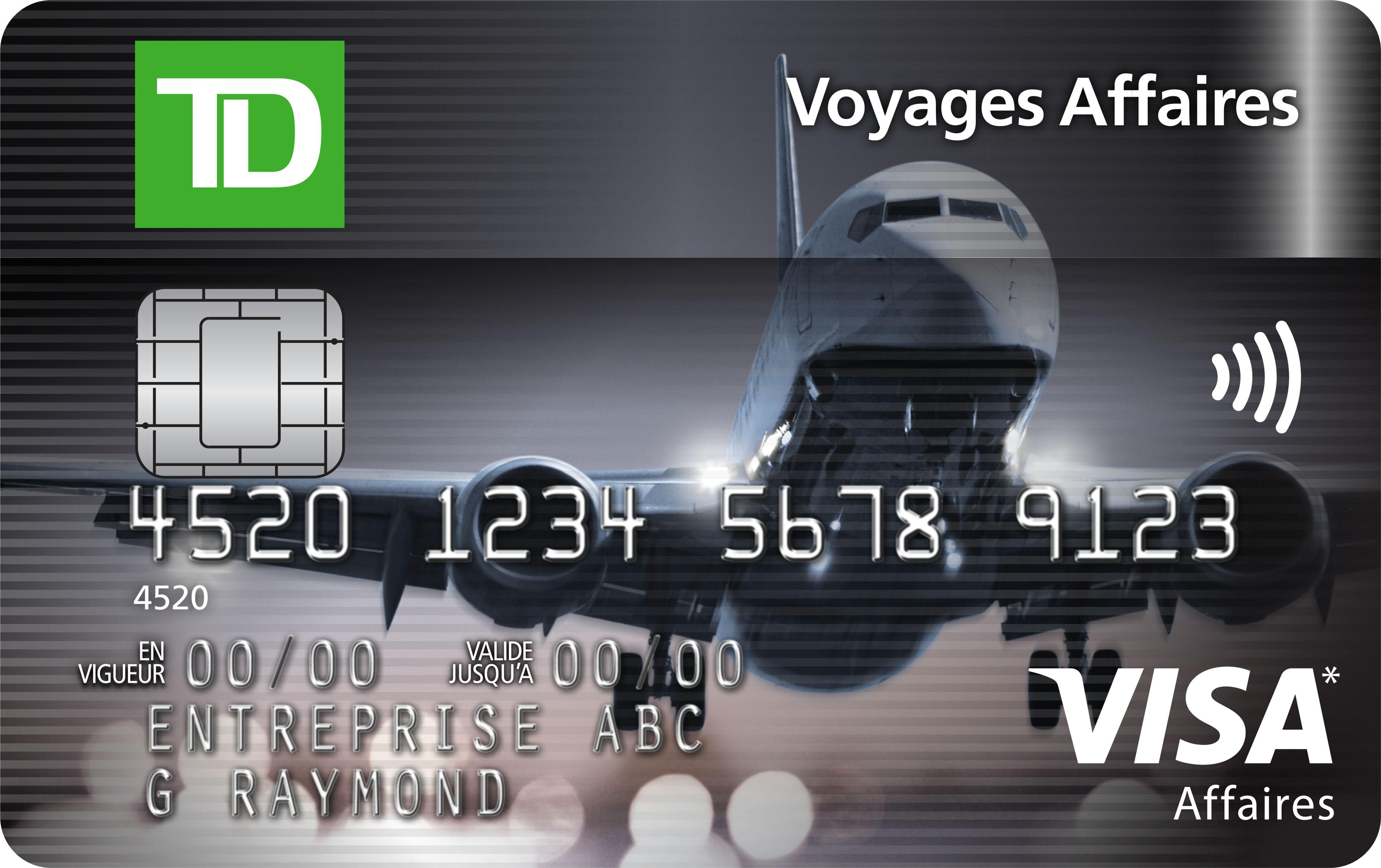 Td Visa Infinite >> Infinite Td Travel Card Plan
