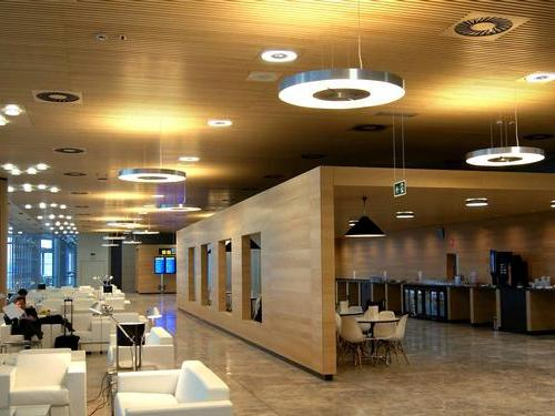Lounge search priority pass for Sala 8 y medio alicante