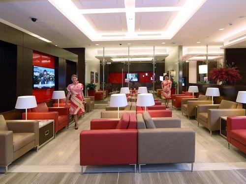 Marhaba Lounge Dubai International