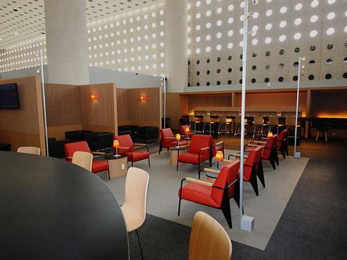 Lounge Club Mexico City Benito Juarez Intl Aeromexico