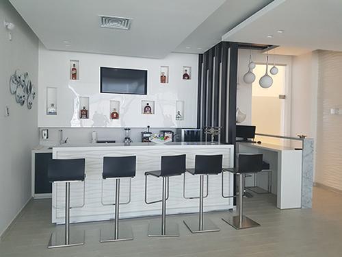 Superbe Salon VIP, Santiago Cibao Intl, Dominican Republic