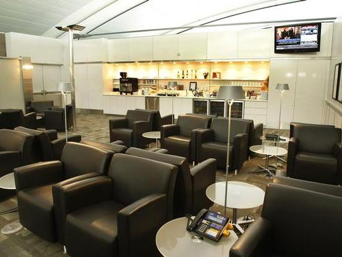 Toronto Pearson Lounge (international Departures) (Terminal 1)