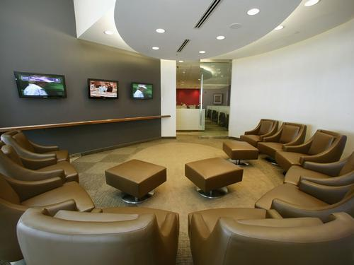 Plaza Premium Lounge (domestic Departures) (Terminal 1)