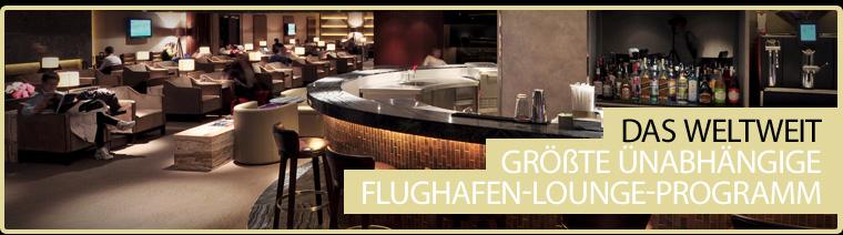 Das weltweit größte ünabhängige Flughafen-Lounge-Programm.